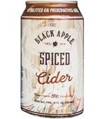 Black Apple Spiced Cider