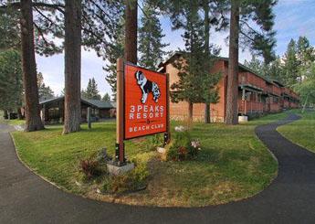 3 Peaks Resort