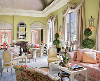 The Fifty Best Interior Designers