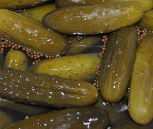Pickle Licious Full Sour Pickles