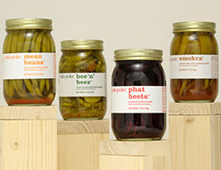 Rick's Picks Pickled Vegetables