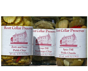 Root Cellar Assorted Pickles