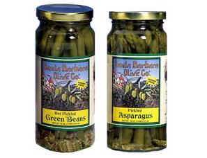 Santa Barbara Olive Co. Green Beans & Asparagus