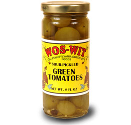 Wos-Wit Green Tomatoes