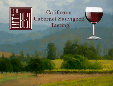 The Fifty Best California Cabernet Sauvignon Tasting