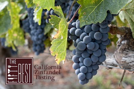 The Fifty Best California Zinfandel Tasting