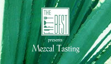 TheFiftyBest Mezcal Tasting