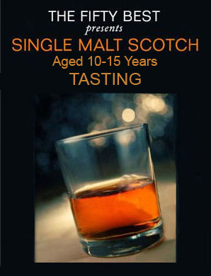 The Fifty Best Single Malt Scotch Tasting