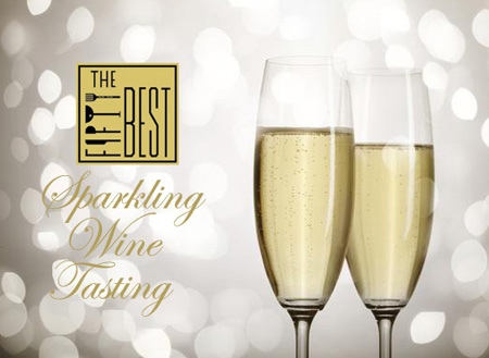 The Fifty Best Sparkling Wine Tasting 2015