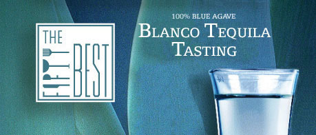The Fifty Best Blanco Tequila Tasting 2014