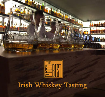 The Fifty Best Irish Whiskey Tasting