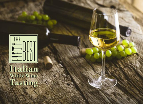 The Fifty Best White Wine From Italy Tasting