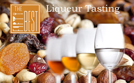 The Fifty Best Liqueur Tasting