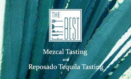 The Fifty Best Mezcal and Reposado Tequila Tasting