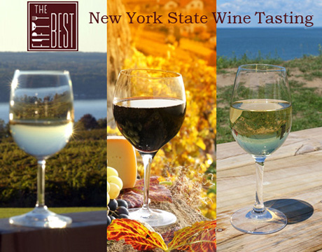 The Fifty Best New York State Wine Tasting