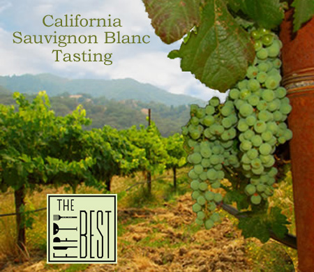 The Fifty Best California Sauvignon Blanc Tasting