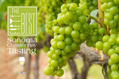The Fifty Best Sonoma Chardonnay Tasting