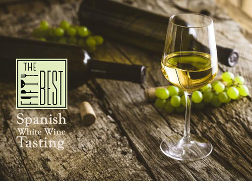 The Fifty Best White Wine From Spain Tasting