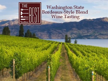 The Fifty Best Washington State Bordeaux-Style Blend Wine Tasting