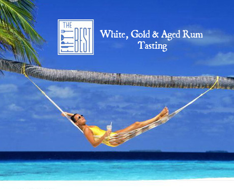 The Fifty Best White Rum & Aged Rum Tastings