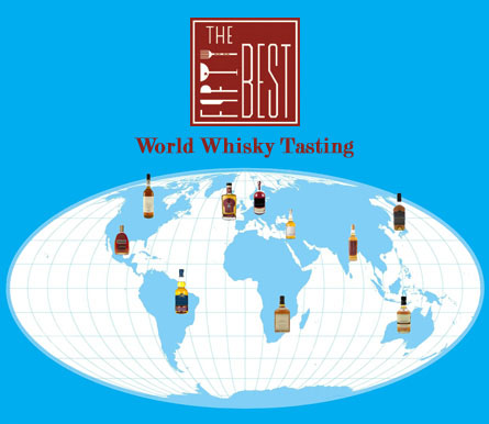 The Fifty Best World Whisky Tasting 2019