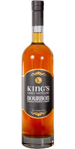 King's Family Distillery Straight Bourbon Whiskey