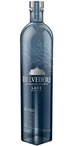 Belvedere Single Estate Rye Lake Bartężek Vodka