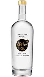Sash & Fritz Deutscher Wodka