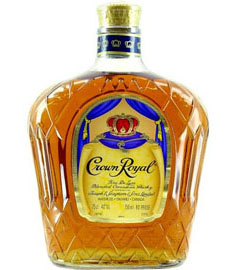 Crown Royal Deluxe Blended Canadian Whisky