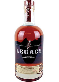 Legacy Blended Canadian Whisky