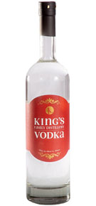 King's Family Distillery Vodka