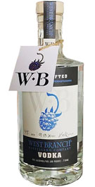 West Branch Distilling Co. Vodka