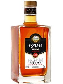 Dzama Rhum Cuvee Noire