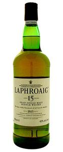 Laphroaig 15