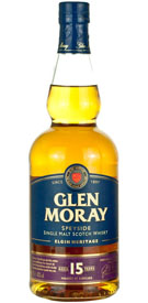 Glen Moray 15 Single Malt Scotch