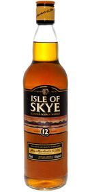 Isle of Skye 12 Single Malt Scotch