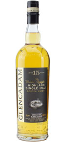 Glencadam Aged 15 yrs Single Malt Scotch