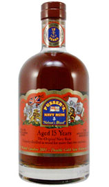 Pusser's Aged 15 yrs