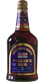 Pusser's Blue Label 3 y.o.
