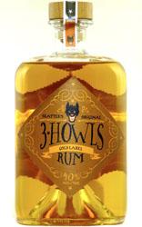 3 Howls 90 proof Rum