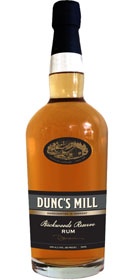 Dunc's Mill Backwoods Reserve Batch #4 Rum