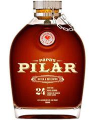 Papa's Pilar Dark Solera 24 yr. Rum