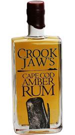 Crook Jaw's Cape Cod Amber Rum