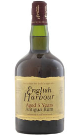 English Harbour Aged 5 yrs Rum