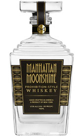 Manhattan Moonshine 'Prohibition-Style'