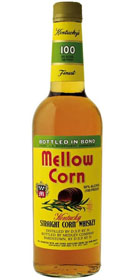 Mellow Corn 'Bottled in Bond' Kentucky Straight Corn Whiskey