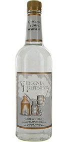 Virginia Lightning Corn Whiskey