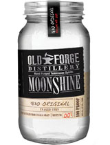 Old Forge Distillery Unaged Corn Moonshine 1830 Original