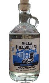 Villa Hillbillies Original Moonshine