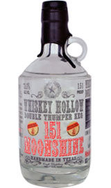 Whiskey Hollow Double Thumper 151 Moonshine